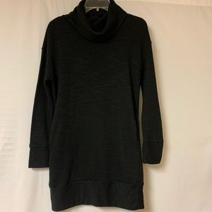St Johns Bay Active Long Sweater With Pockets